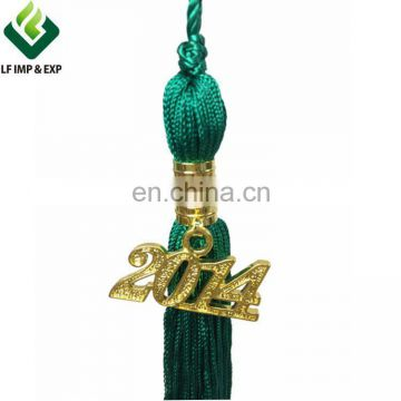 Emerald Green Graduation Tassel