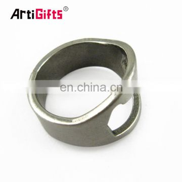 Promotion wholesale beer bottle opener ring