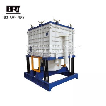 rice mill thickness length rice grader
