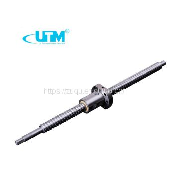 High Reliability Ball Screw Linear Guide With Single Nut SFU2505