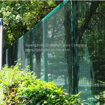 Guangzhou factory price anti-climb anti-cut fence for airport