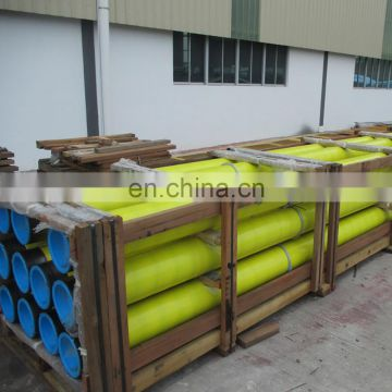 Small diameter thick wall epoxy lined carbon coated steel pipe 28 inch