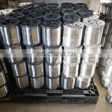 GI spool wire for scourer making