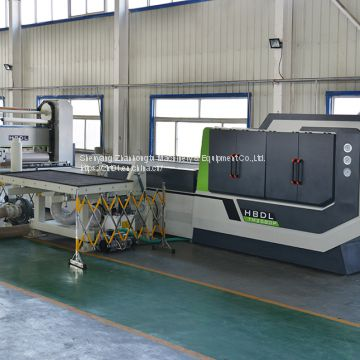 Cutting edge vacuum film Press Machine with CE and ISO 9000 certifications