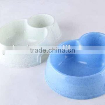 New design plastic pet bowl