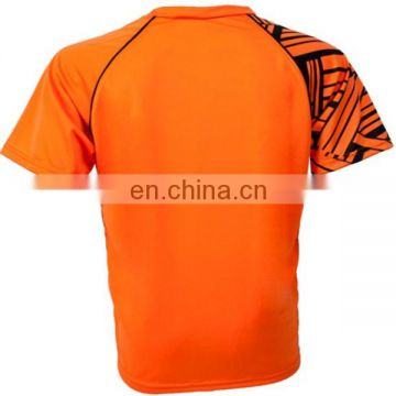 New design unisex breathable football uniform for palyers