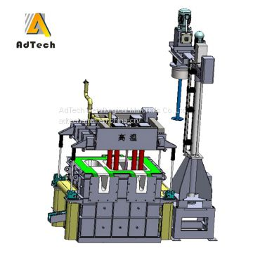 Sterilizer Rotary Degassing Unit Equipment
