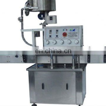 FLK CE automatic ROPP aluminum screw cap capping machine