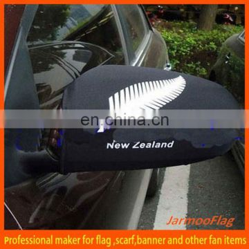 Custom vote election car mirror flag