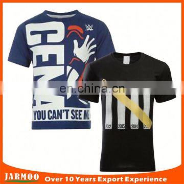 Group events wear print logo Comfortable blank plain t shirt