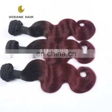1b 613 two tone color remy human hair
