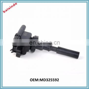 Ignition Coil pack For Mitsubishi Pajero Jr Junior 1.1 H57A COP MD325592