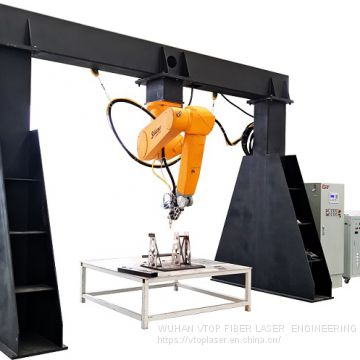 Golden laser | 3D robot laser cutting machine for auto parts industry