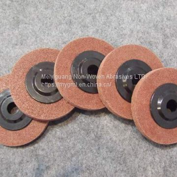 polishing disc, buffing disc, unitized disc, abrasive disc