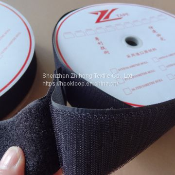 Fireproof flame retardant hook and loop nylon fastener tape for fireproof equipment