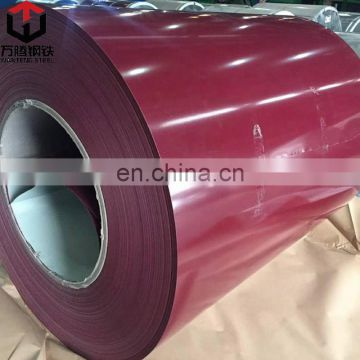 PPGI STEEL HOT ROLLED PREPAINTED GALVANIZED STEEL COIL