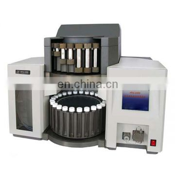 LSE006 automatic fast solvent extraction apparatus