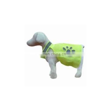 security reflective dog training vest Conforms to EN471 Class2/ISEA/ANSI