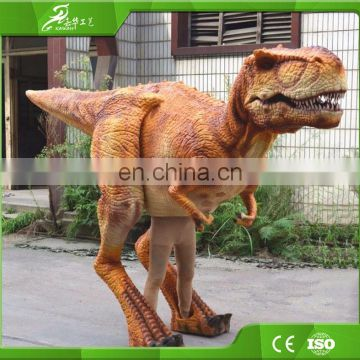 KAWAH High Simulation Realistic Dinosaur Costume for Rent