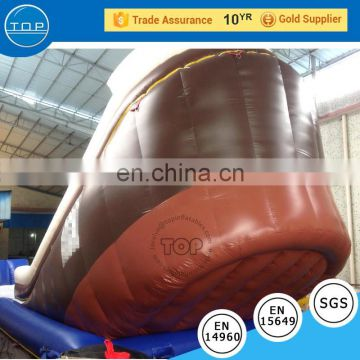 TOP INFLATABLES inflatable jumper small bouncy castle baby bouncer with CE certificate