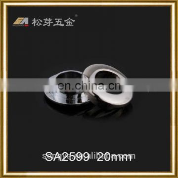 Customized Boot Eyelets, Gold Color Metal Eyelets For Ladies Boots With High Quality