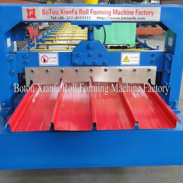Hidden Roof Tile Making Machine With High Efficiency