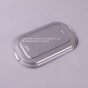 Smoothwall Inflight aluminum foil catering Tray
