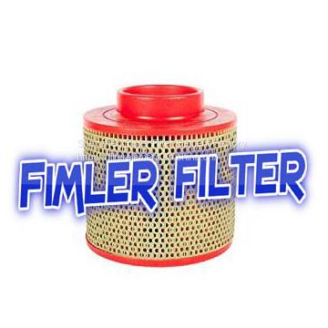 Air Filter for Alup Compressor 172.07797,17200221,17200222,17203291,17213145