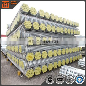 1.5 inch galvanized pipe, en39 11/2'' scaffolding steel pipe, steel pipe for scaffolding construction