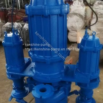 ZJQ Submersible slurry pump not clogging pump