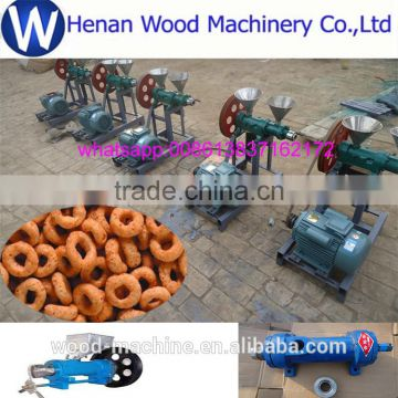 Wheat puffed food machine Broomcorn/corn bulking machine