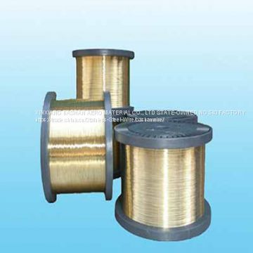 Newest Wire cut EDM brass wire 0.15mm / 980N