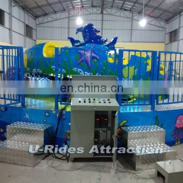 outdoor christmas carousel decoration big carousel for sale 16 seats amusement park games