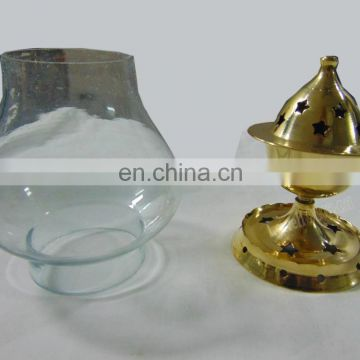 METAL AKAD JOYTE BURNER WITH BOROSIL GLASS