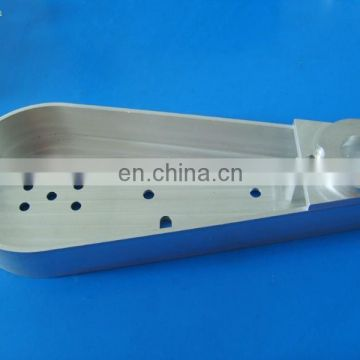 High quality metal OEM aluminum white powder coated welding plated CCTV camera protective case