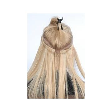 Bouncy And Soft Soft And Luster For Black Natural Wave Women Clip In Hair Extension 10inch