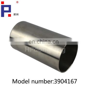 Cylinder liners for 4BT 6BT 6CT NT855 ISX