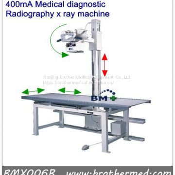 400mA Medical diagnostic Radiography x ray machine