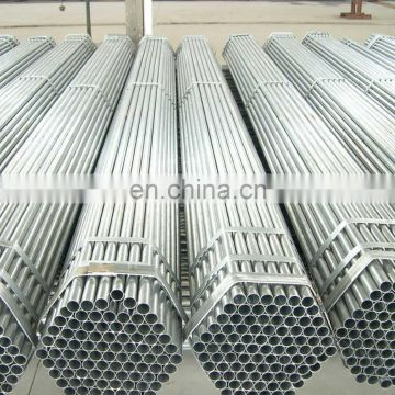 Direct factory steel pipe galvanized in china