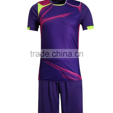 sublimated football uniform soccer jersey thai quality football shirt maker soccer jersey