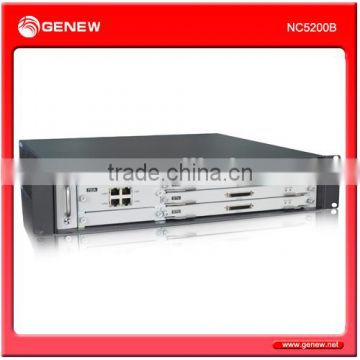 Genew NC5200B Enterprise integrated IP-PBX softswitch with