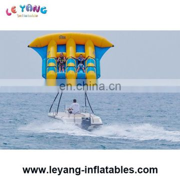 Inflatable Fly Water Games , Inflatable Flying Towable , Flying Fish Water Sports
