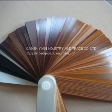 Wood Finished Kitchen Cabinet PVC Edge Banding/Furniture PVC Edging