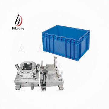 crate plastic injection mould made in china