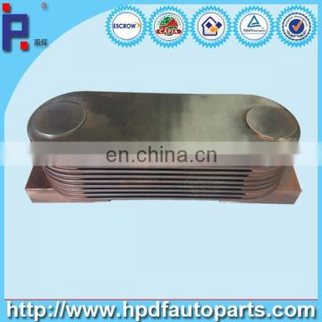oil cooler core 3201785 for QSK19 diesel engine
