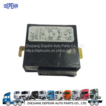 Zhejiang Depehr Heavy Duty European Tractor Flasher Relay Renault Truck Turn Signal Relay 5010271448/501023164