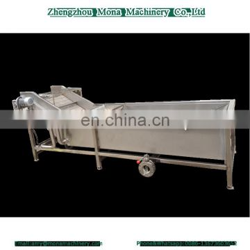 Commercial Fruit and Vegetable Cleaner Carrot Date Tomato Washer Potato Cucumber Melon Washing Cleaning Machine