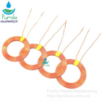 Copper Air Core Copper Coil Inductor Antenna Rfid Coil