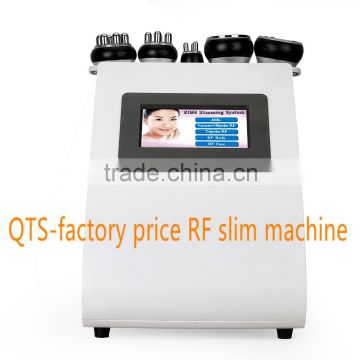 Best quality cellulite loss weight lportable cavitation+vacuum liposuction+bipolar rf ultrasonic slimming equipment