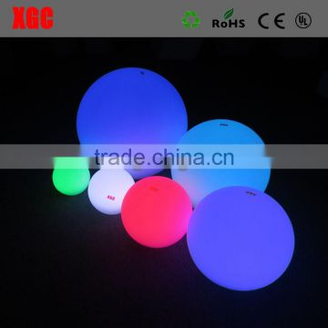 new waterproof lighted up wedding balls